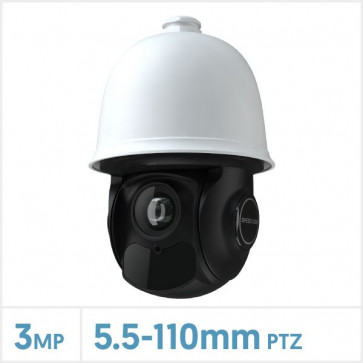 3MP Viper High Speed Smart IP PTZ with 20x Zoom