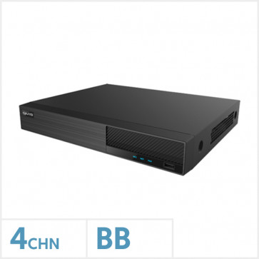 Viper 4K 4 Channel Hybrid DVR with No HDD