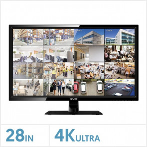 "28"" 4K Ultra HD Security Monitor"