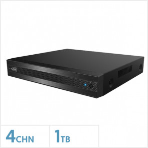 Viper 1080N 4 Channel 4-In-1 DVR with 1TB HDD