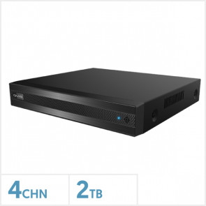 Viper 1080N 4 Channel 4-In-1 DVR with 2TB HDD