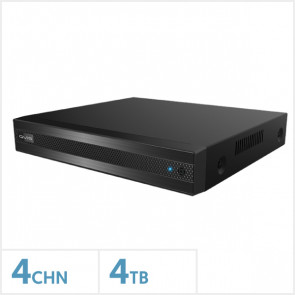 Viper 1080N 4 Channel 4-In-1 DVR with 4TB HDD