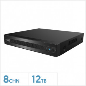 Viper 1080N 8 Channel 4-In-1 DVR with 12TB HDD