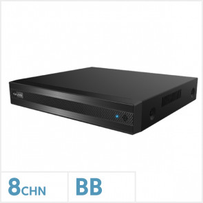 Viper 1080N 8 Channel 4-In-1 DVR with No HDD