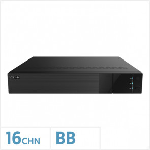 Viper 4K 16 Channel NVR with No Storage