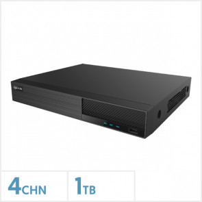 Viper 4 Channel NVR with 1TB Storage