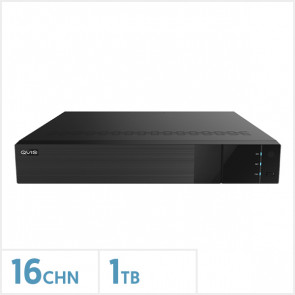 Viper 4K 16 Channel NVR with 1TB HDD