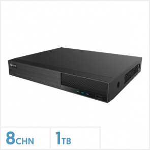 Viper 4K 8 Channel NVR with 1TB HDD